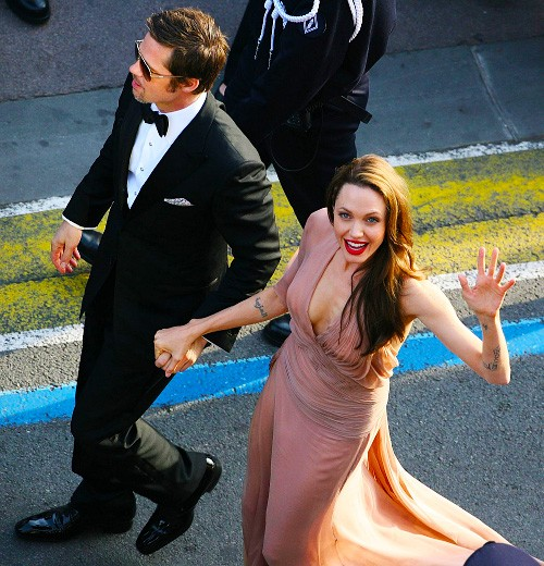Angelina Jolie and Brad Pitt: A look back at their relationship