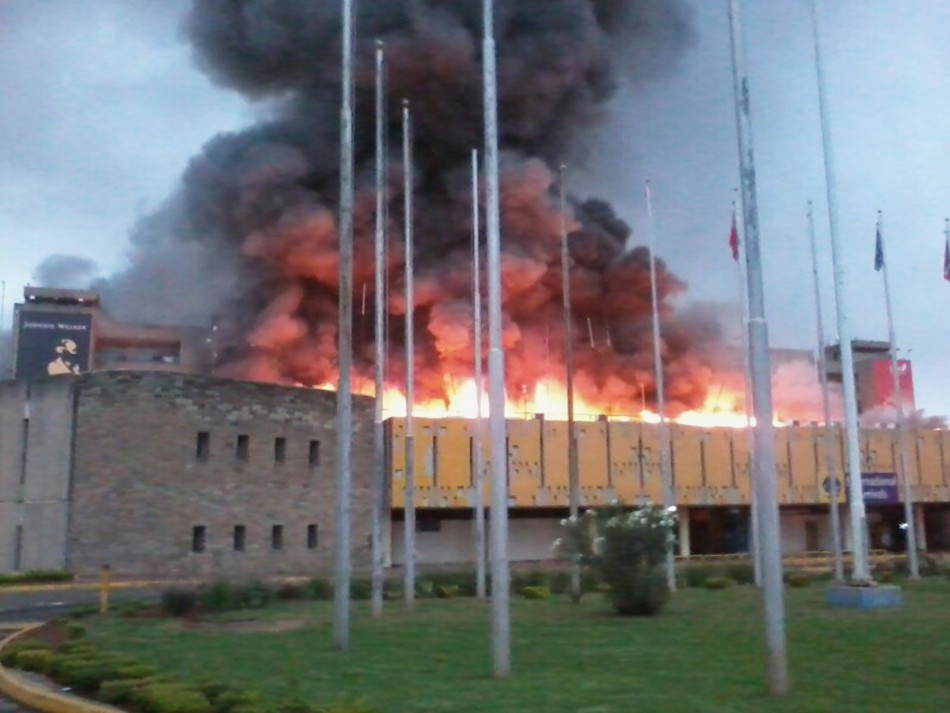 First responders looted bank and ATM following fire tragedy at Kenya Nairobi airport