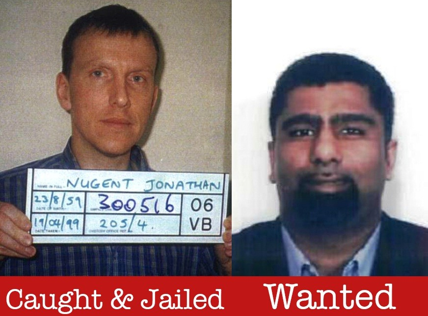 HMRC most wanted pictures