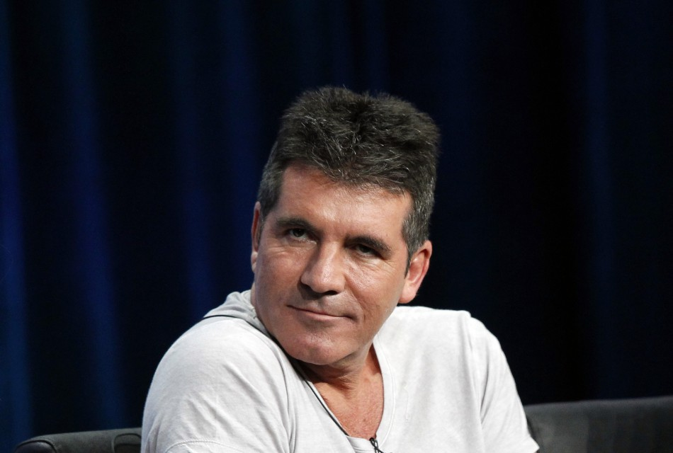 Simon Cowell is World's Top TV Earner/Reuters