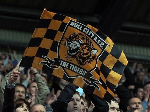 Hull City fans