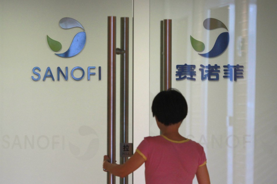 French drugmaker Sanofi