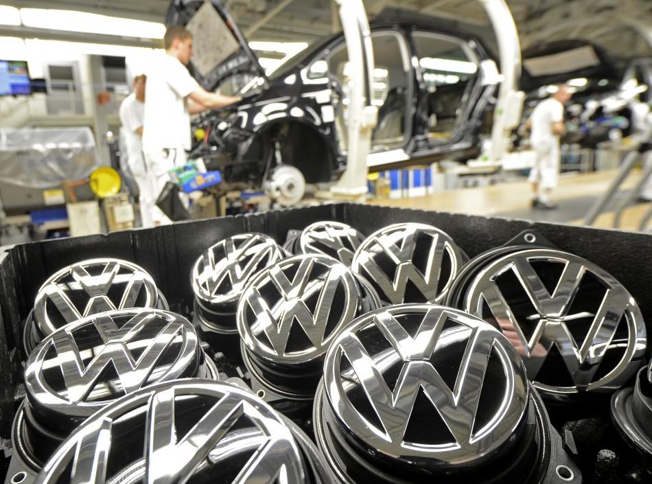 Hailstorm damages thousands of new Volkswagen cars