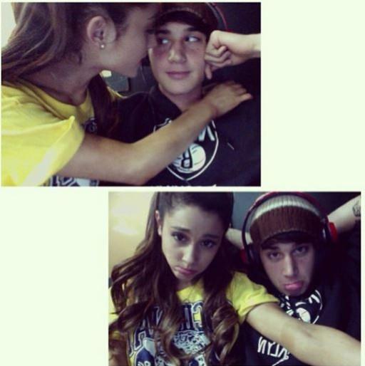 Ariana Grande has been dating Australian star Jai Brooks for ten months.
