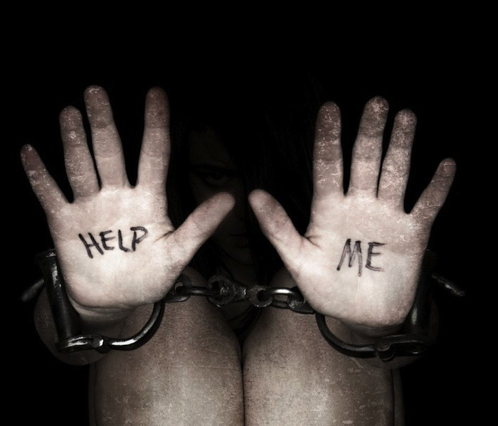 Human trafficking is a multi-million pound business, with victims often ending up in the sex trade. (bawso.org.uk)