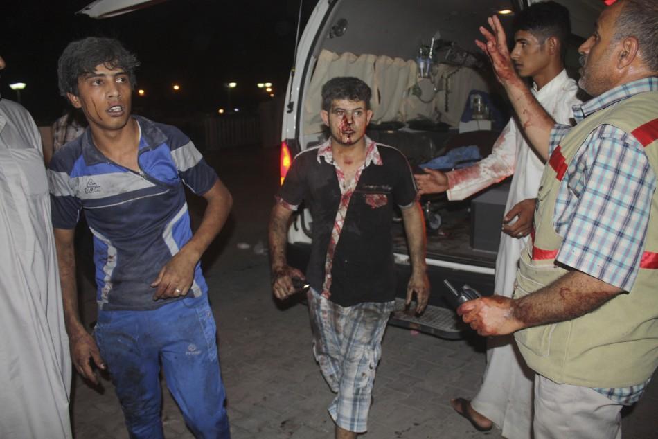 Iraq's Shiite-Sunni violence
