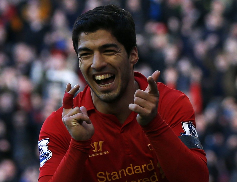 Will Luis Suarez apologise?