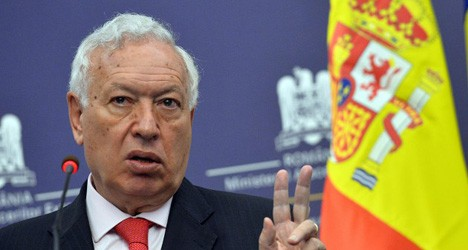 Jose Manual Garcia-Margallo