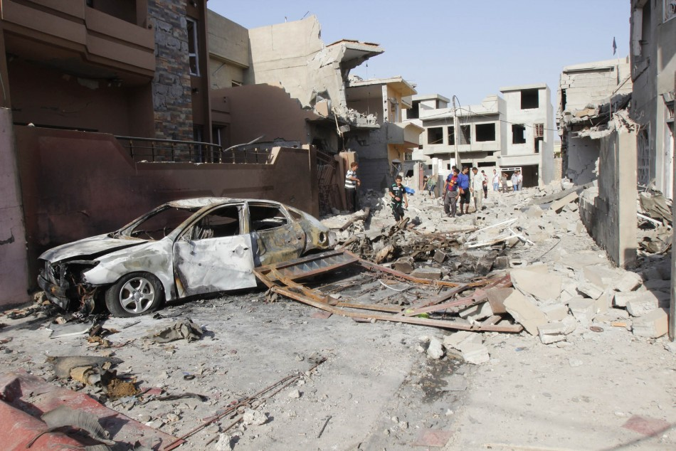 Car bomb attacks and gunmen have killed more than seven people in the latest round of violence in Iraq.