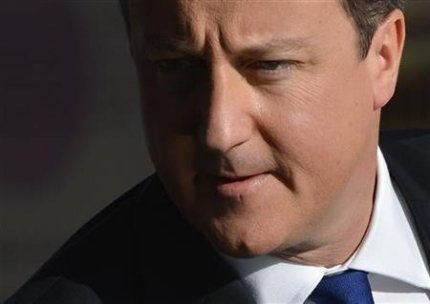 David Cameron was dubbed worst Prime minister on record for living standards by the opposition party Labour (Photo: Reuters)