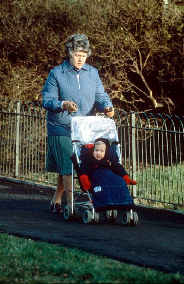 Prince William's Former Nanny Jessie Webb