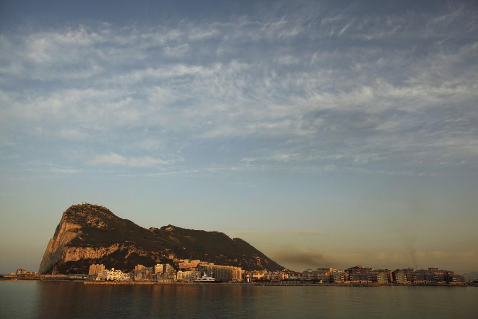 Navy Gibraltar Spain
