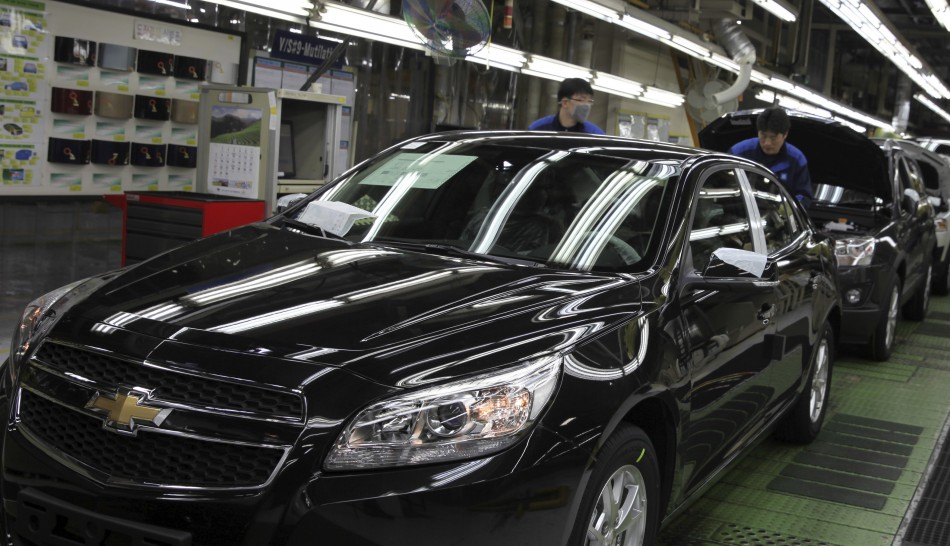 GM could turn its back on South Korea