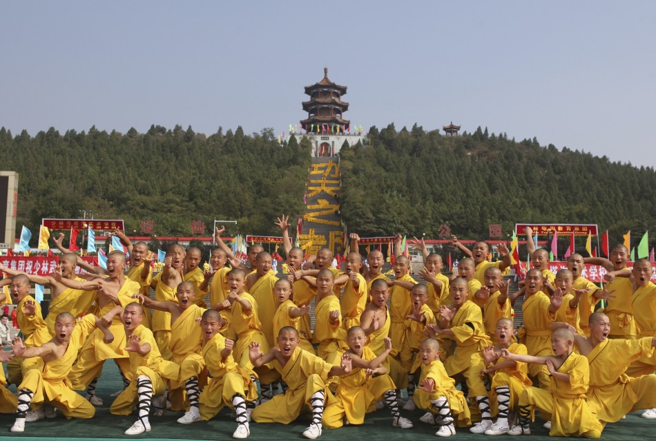 Chinese school to mix and match Kung Fu and football for better skills