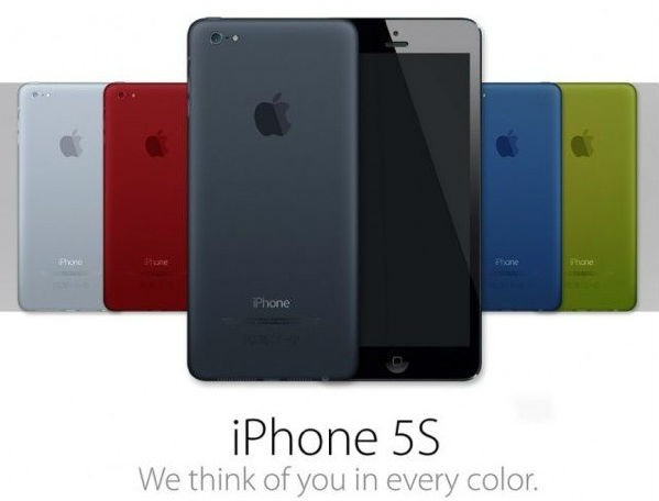 iPhone 5S concept design
