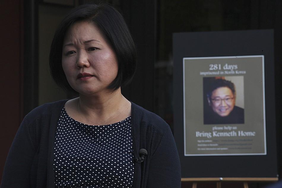 Terri Chung north korea prisoner Bae