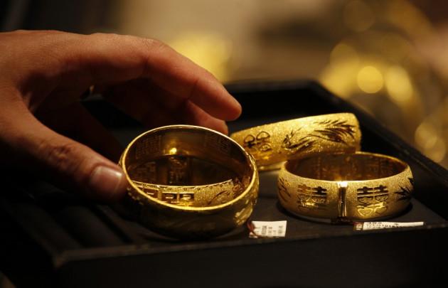 China's H1 gold consumption surges