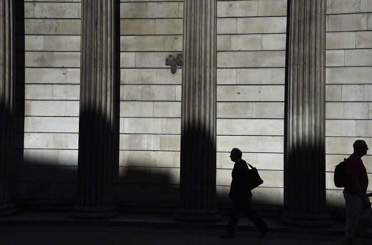 London financial services jobs