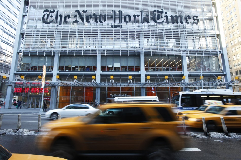 Chinese New York Times Hackers Return New Improved Malware