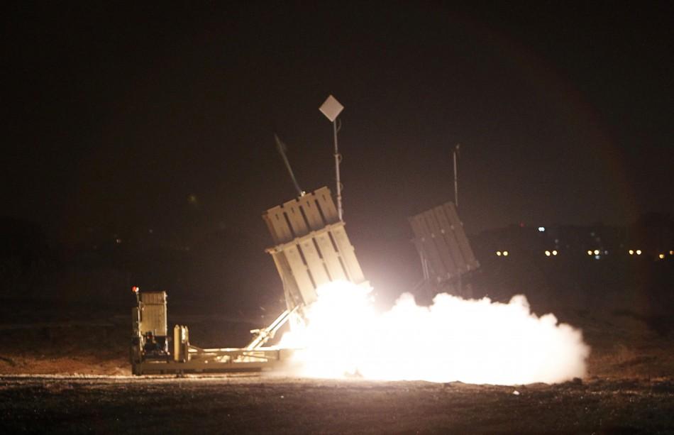 Iron Dome intercepts Eilat-bound rocket fired by al-Qaida-linked militants