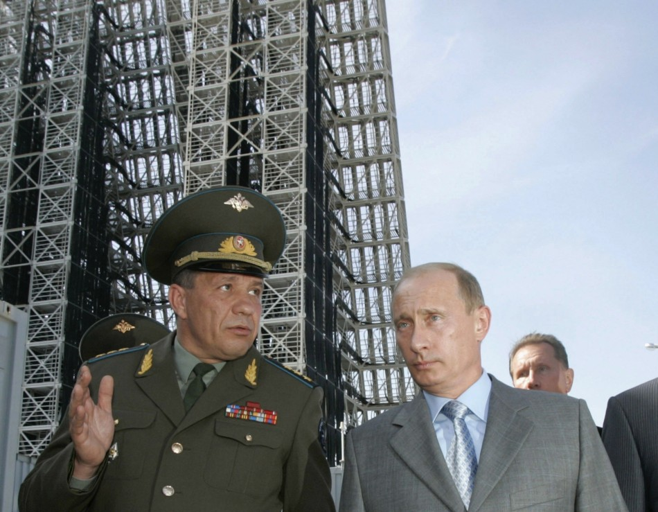 Moscow begins construction of anti-missile radar in central Russia