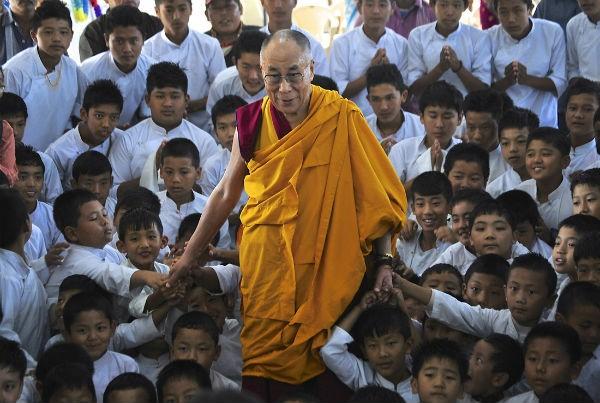 Dalai Lama Website Hacked