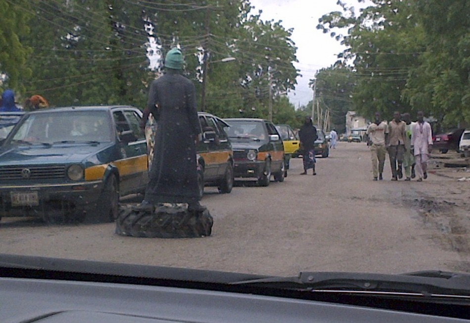 Boko Haram mosque nigeria