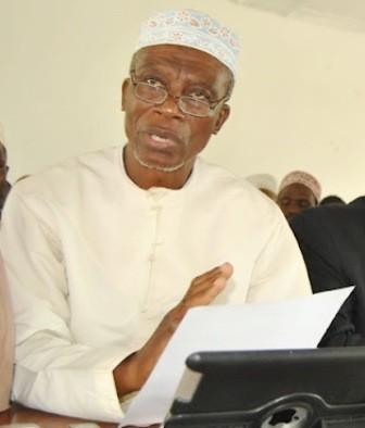 Muslim cleric Issa Ponda