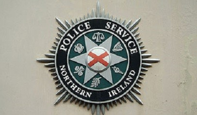 Two bombs were launched at Woodbourne Police station in west Belfast