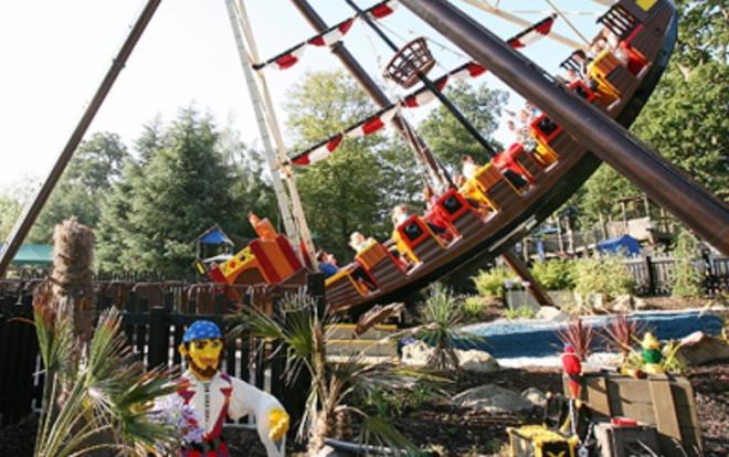 Jolly Rocker at Legoland: Not so jolly amid brawl