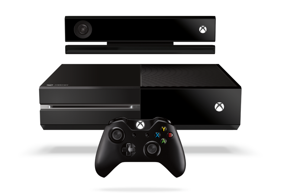 Microsoft Xbox One Kinect Always On
