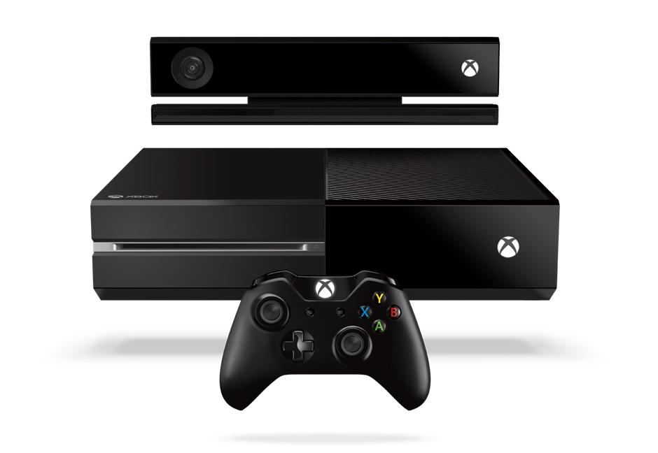 Microsoft Xbox One Kinect Always On