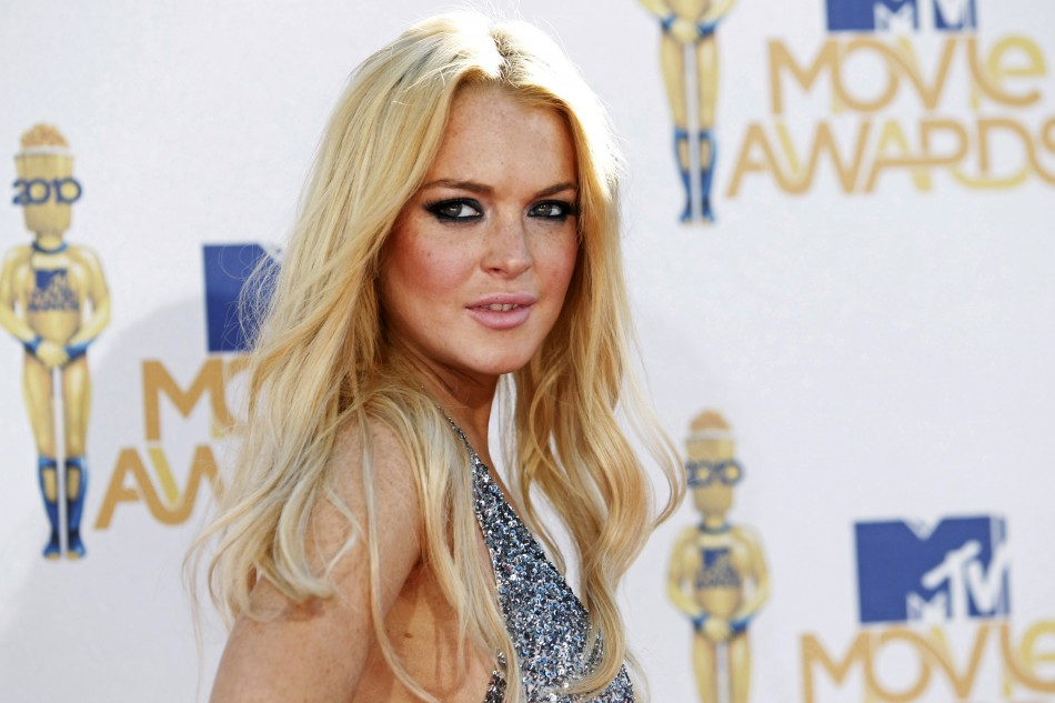Lindsay Lohan : I'm My Own Worst Enemy/Reuters