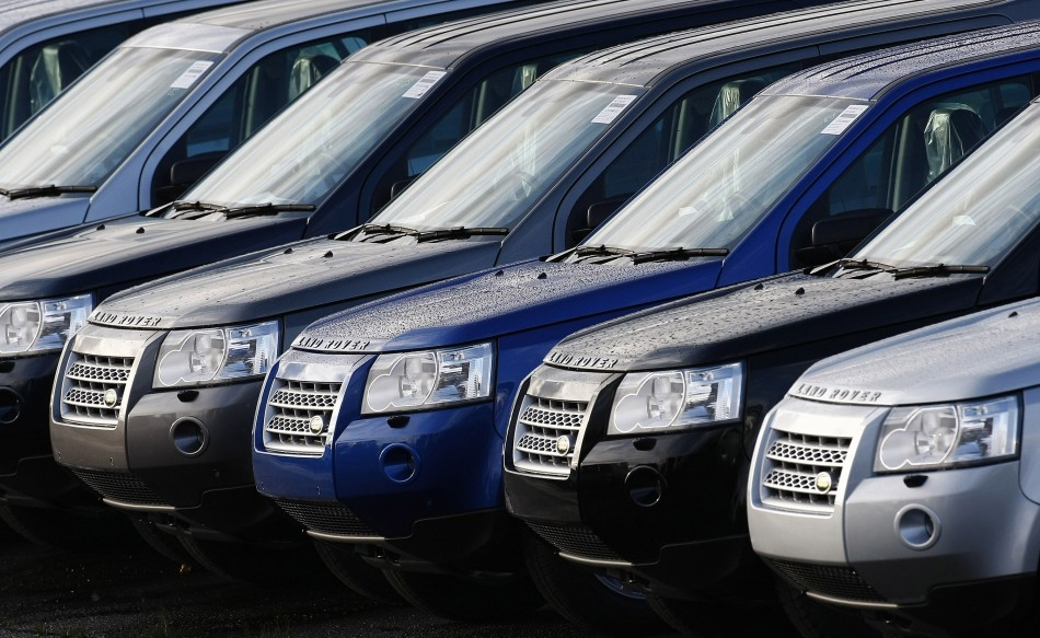 JLR to recall some 12,000 vehicles in China
