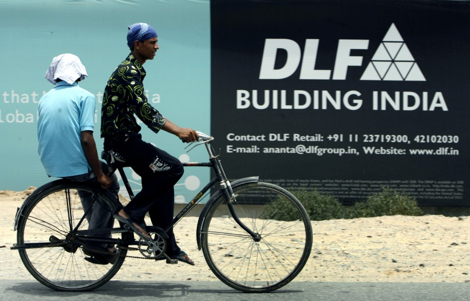 DLF's shares surge as earnings beat estimates.