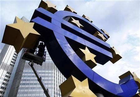 Eurozone is forecasted to exit its longest recession (Photo: Reuters)