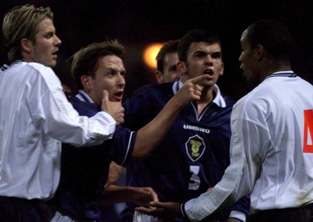 England v Scotland, 1999