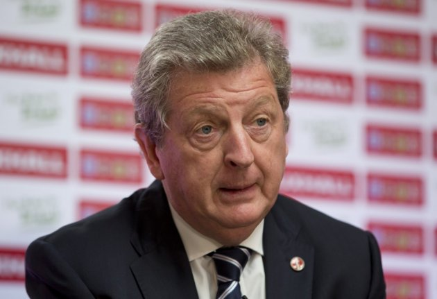Roy Hodgson leads an England team against Scotland for the first time since 1999. (Reuters)