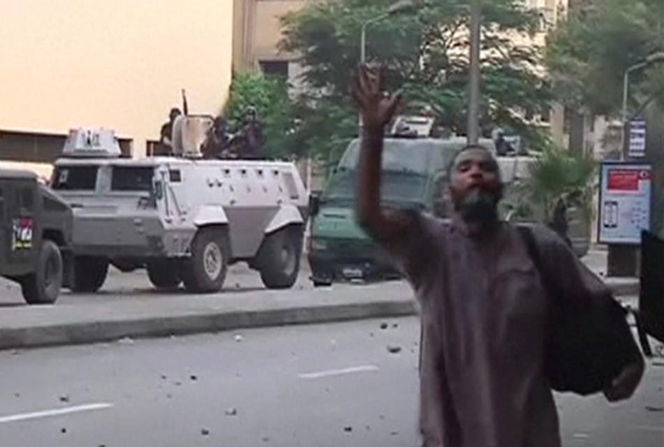 Cairo Violence
