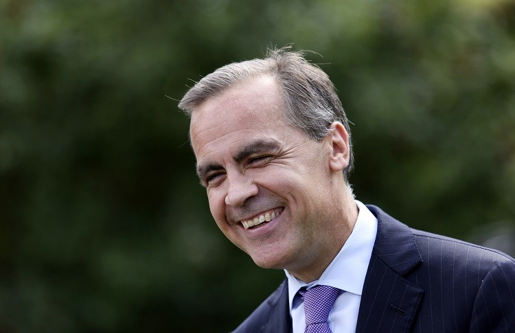 Mark Carney BoE forward guidance