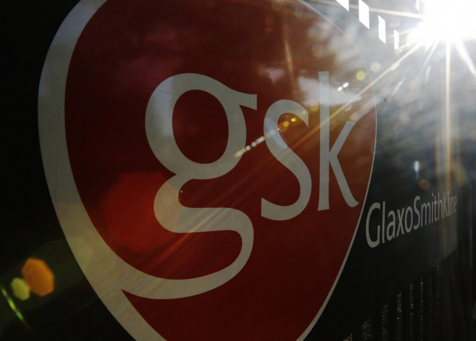 British pharmaceutical giant GlaxoSmithKline