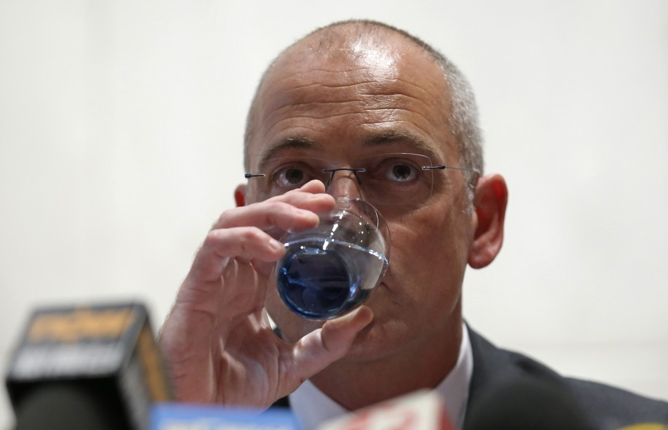 Fonterra CEO Theo Spierings has accepted MD Gary Romano's resignation.