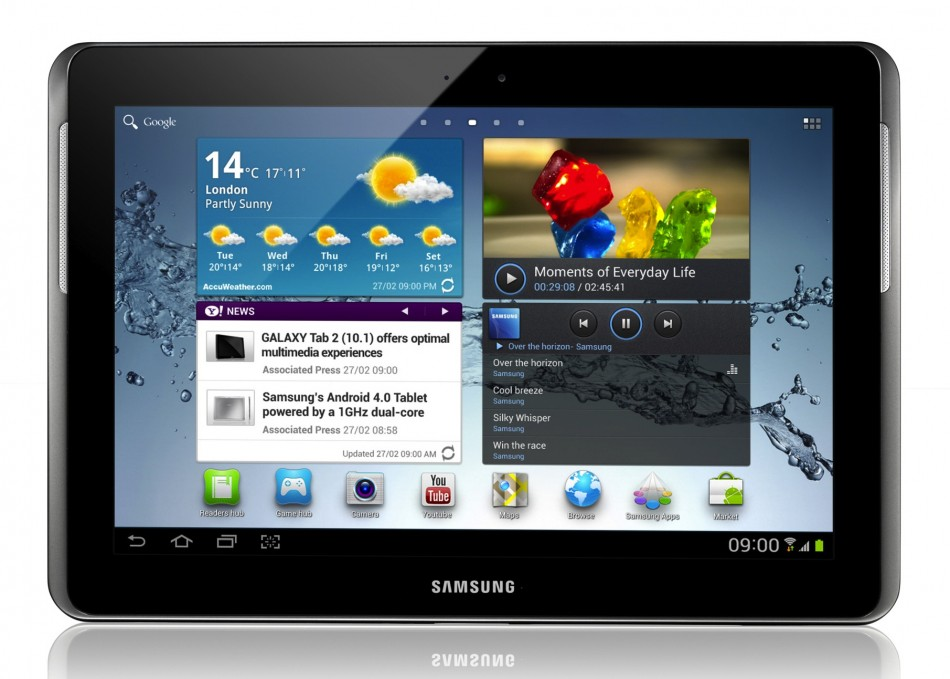 Galaxy Tab 2 7.0 Gets Android 4.3 via CyanogenMod 10.2 ROM [How to Install]