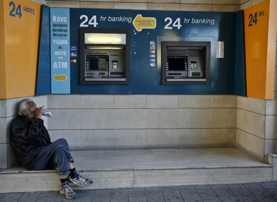 Cyprus in deep recession