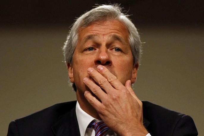 James Dimon, president of JP Morgan Chase