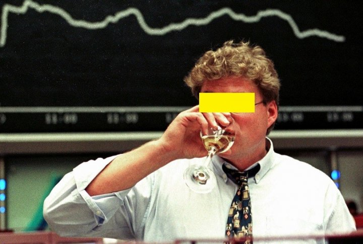 No bottom line for traders wuth champagne tastes