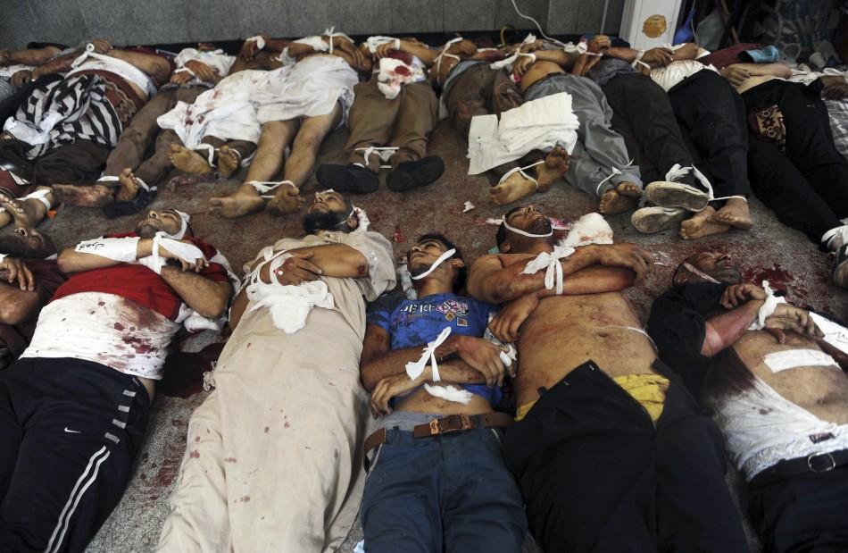 Cairo deaths