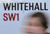 Whitehall has had to give redundancy payments to around £70,000 staff in the last three years (Reuters)