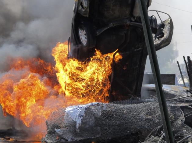 Iraq car bomb Baghdad