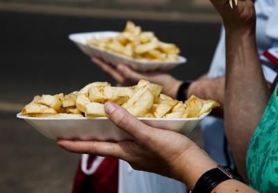 Potatoes 40.6
